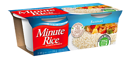 Basmati Rice Cups