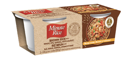 Minute Rice Brown Rice 5 grains product image